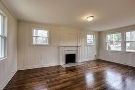 painted knotty pine walls pergo flooring basement ideas