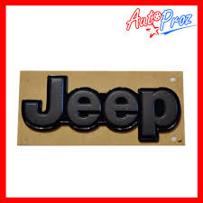jeep black emblem auto proz rakuten ichiba shop rakuten global market jeep jeep