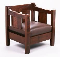 Lifetime Furniture Co massive cube chair Unsigned Original