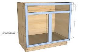 Plywood Garage Cabinet Plans Diy Plywood Cabinets Nrtradiant Com