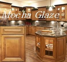 Cherry Glaze Cabinets Rta Cabinets
