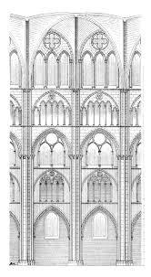 gothic floor plans http www pitt edu medart image france france a to c bourges