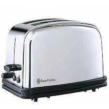 Russell Hobbs Toasters Russell Hobbs Classic 2 Sliced Toaster Big W