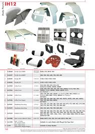 case ih catalogue body panels decals u0026 paint page 166 sparex