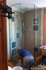 duquella tile featured on diy network u0027s bath crashers