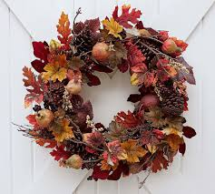 fall wreaths 22 best fall wreaths autumn door decorations
