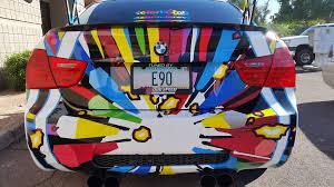 arizona vehicle vinyl wraps and graphics