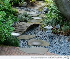 Backyard Bridge Japanese Garden Bridge Design Interior Design