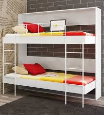 Bunk Beds Albuquerque Buy Mcalba Wall Bunk Bed In Satin White By Mollycoddle