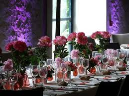 decoration florale mariage en images dix décorations florales de tables inspirantes pour un
