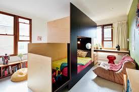 séparer une chambre en deux pour que chaque enfant retrouve un peu d