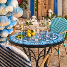 outdoor dining table cover outdoor dining furniture pier1 com pier 1 imports