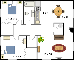 440 Square Feet Apartment 800 Sq Ft House Plans With 2 Bedrooms 800 Sq Ft House Plans