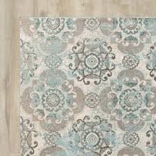 Gray Area Rug Cool Blue Gray Area Rug Classof Co