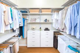 Organized Closet Clothes Closets Working Space