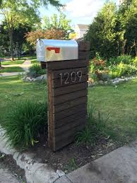 beautiful residential mailboxes mailbox design photo gallery