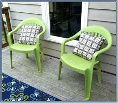 Green Plastic Patio Chairs Ideas Green Patio Chairs For Bay Canopy Plastic Outdoor Patio