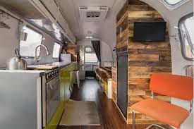 ideas for kitchen renovations interior of refurbished airstream
