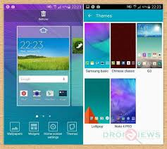 galaxy themes store apk enable galaxy s6 theme engine on samsung galaxy s4 s5 and note 4
