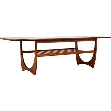 G Plan Coffee Table Teak - teak coffee table wilkins for g plan 1960s design market