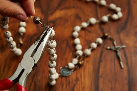 how to make a rosary how to make a rosary the best lives on