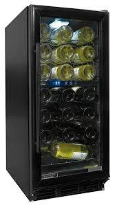 Amazoncom Vinotemp VT32 Stainless Steel 32 Bottle Front venting
