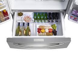 Samsung French Door Refrigerator Cu Ft - amazon com samsung rf4287hars 28 cu ft 4 door french door