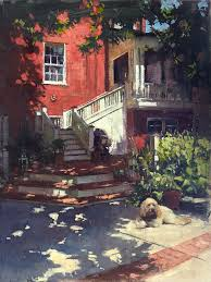 Backyard Oil 595 Best Dogs In Art Images On Pinterest Dog Paintings Dogs And