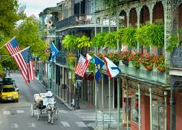 celebrate thanksgiving weekend in new orleans