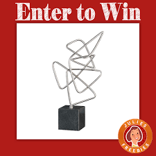 win an uttermost home decor product julie u0027s freebies
