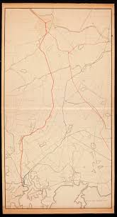 Map Of Salem Massachusetts by Map Of Boston To Lowell Railroad Also Lowell