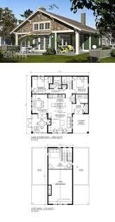 craftsman home floor plans 137 best arts crafts floor plans images on craftsman