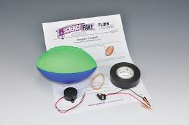 doppler football demonstration kit