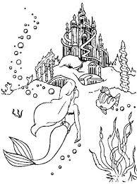 298 mermaid images coloring sheets