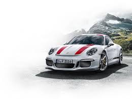 of purity the new 911 r porsche usa