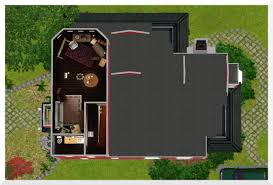 Halliwell Manor Floor Plan by Mod The Sims Foundation E