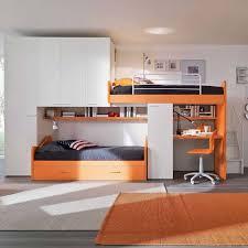 Bunk Bed Bedroom Set Best 20 Orange Kids Bedroom Furniture Ideas On Pinterest Orange