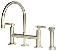 Giagni Kitchen Faucet by Moen Traditional Chrome Two Handle High Arc Kitchen Faucet