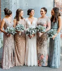 bridesmaid dress ideas best 25 patterned bridesmaid dresses ideas on floral