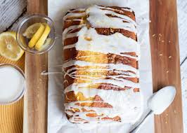 lemon loaf pound cake i heart recipes