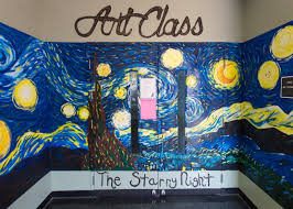 school murals paintings wall murals you ll love art murals for schools wall you ll love