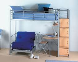 loft bed with couch underneath futon loft bed with couch