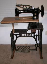 table top singer sewing machine cobbler 29k vintage sewing