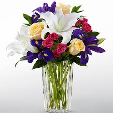 vera wang flowers the ftd new day dawns bouquet by vera wang in winthrop mn