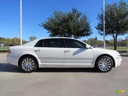 volkswagen phaeton 2005 campanella white 2005 volkswagen phaeton v8 4motion sedan exterior
