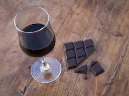 Wine Chocolate Here U0027s To Wine Chocolate And A Long Healthy Life The Independent