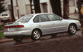 1999 subaru legacy information and photos zombiedrive