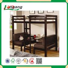 Solid Pine Wood Twindouble Bunk BedTwin Bunk Bed For AdultFull - Double double bunk bed