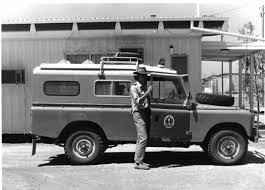 land rover australian south australia police historical society year of the outback
