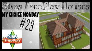 3 story cottage style house sims freeplay house idea 23 youtube
